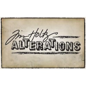 Tim Holtz Alterations Embossing Folders