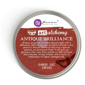 Finnabair - Art Alchemy - Antique Brilliance Wax
