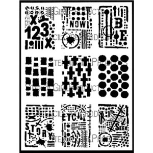 StencilGirl - Seth Apter