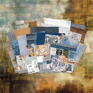 Kaisercraft 12 x 12 Papers