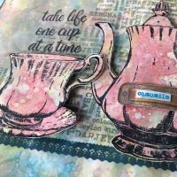 Scrapcosy – Stamp Set